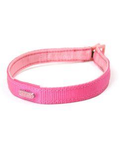 Pink halsbånd