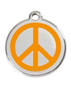 Peacetegn large-Orange