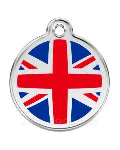 Hundetegn UK flag Large