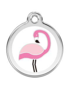 Hundetegn Flamingo medium