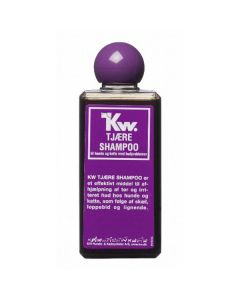 KW tjære shampoo til hunde