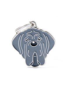 Neapolitansk Mastiff hundetegn