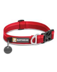 Smart og praktisk nylon hundehalsbånd fra Ruffwear