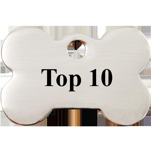 Top 10 Hundetegn
