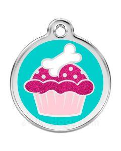 Hundetegn Glimmer - cupcake small